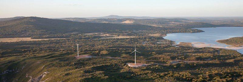 Denmark Community Windfarm