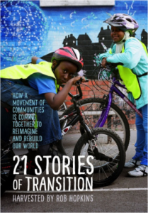 the cover of 21 Stories book