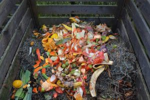 green waste compost