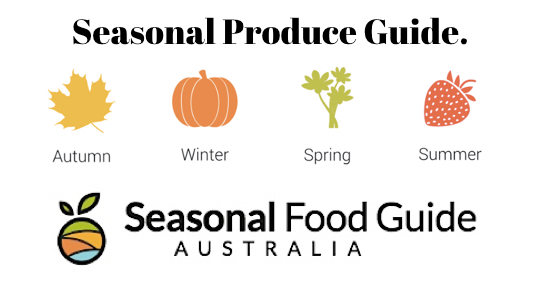 Seasonal Food Guides